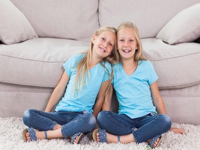 gemelle bambine