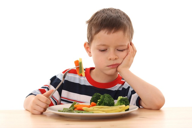 bambino vegetariano tutti vantaggi