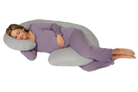 cuscino gravidanza: quale usare per dormire meglio
