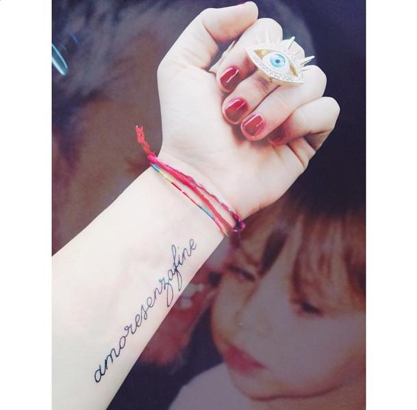 Tatuaggio Sara Daniele