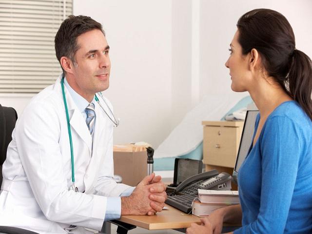 visita dal ginecologo