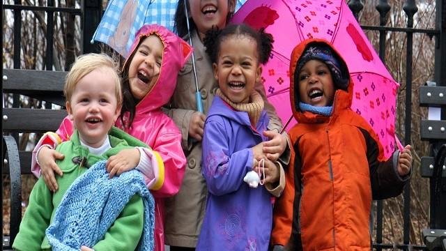 foto_come vestire i bimbi quando piove