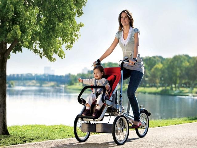 bici passeggino