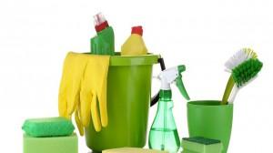 foto_pulire con aceto e bicarbonato