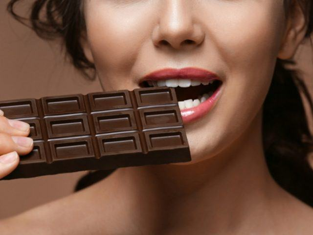 cioccolato e allattamento