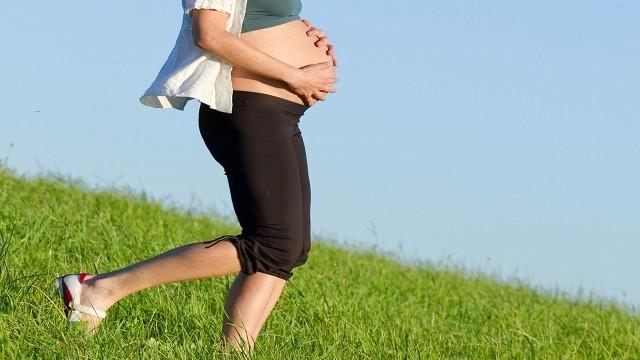 foto_passeggiare in gravidanza