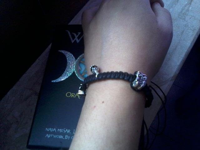 bracciale amuleto