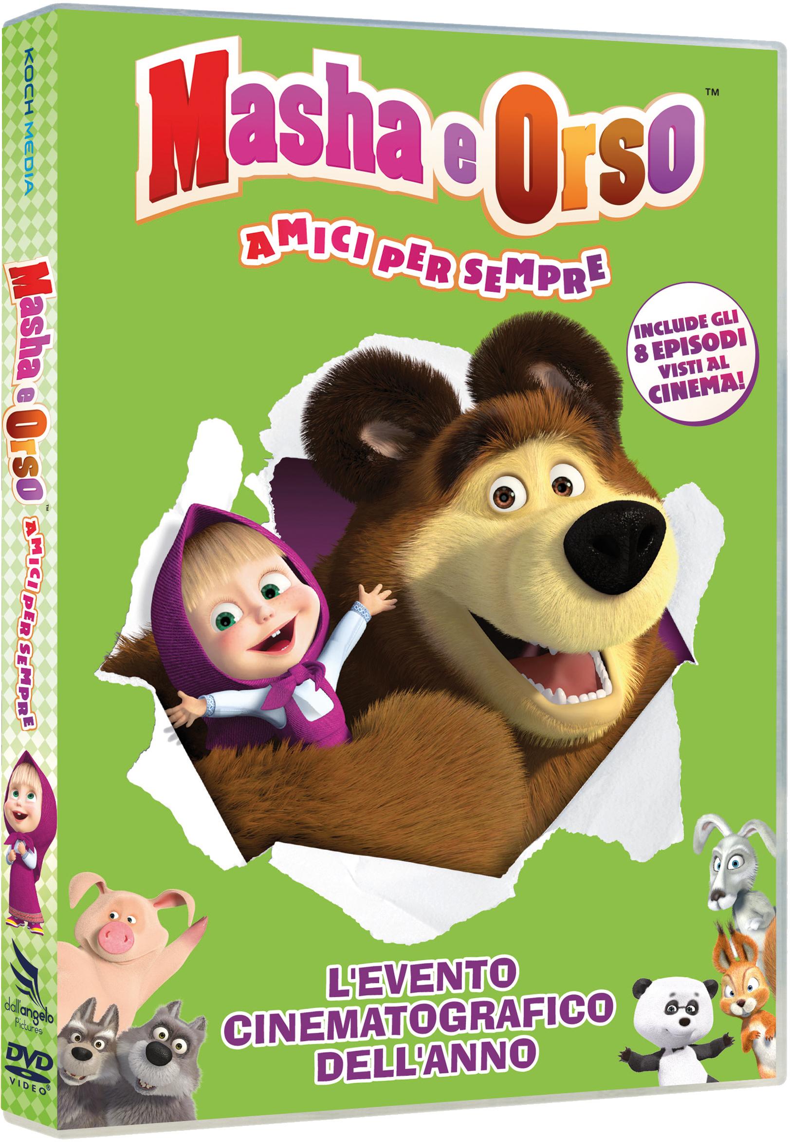 Masha-e-Orso-Amici-per-Sempre-DVD