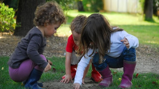Bambini al parco giochi, 5 regole da seguire - Passione Mamma
