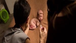 foto_foto ad un neonato