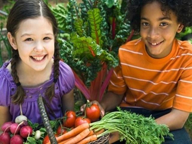 foto_coltivare con i bambini