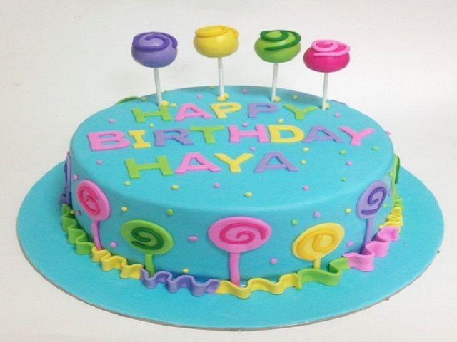 torta di lecca lecca