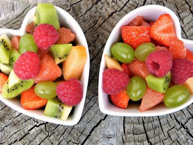 frutta in allattamento