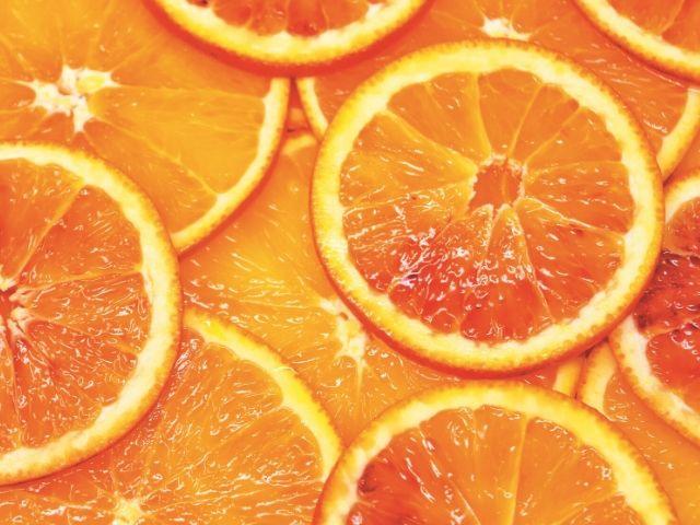 mangiare arance in allattamento