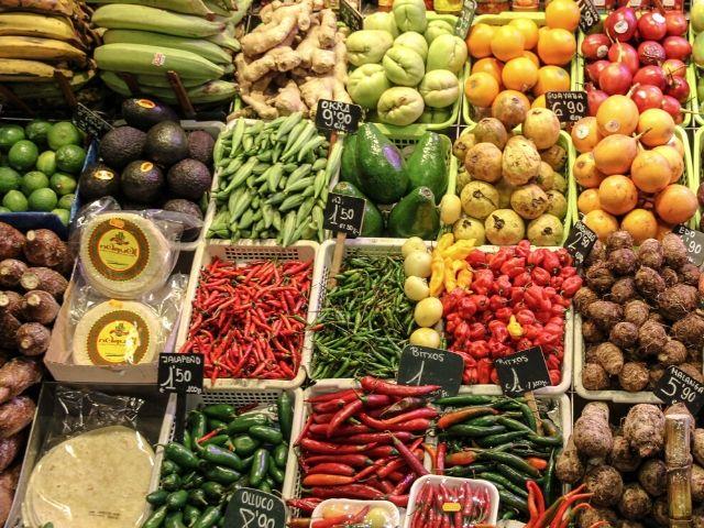 verdure in allattamento