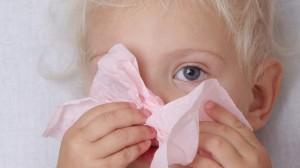 sangue dal naso bambini