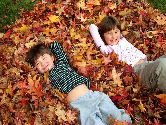 filastrocche sull'autunno