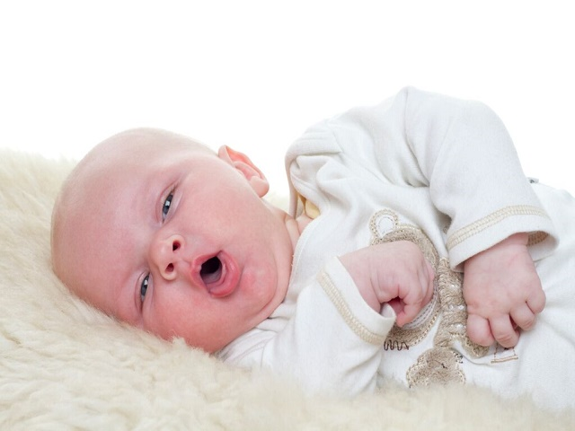 tosse neonato