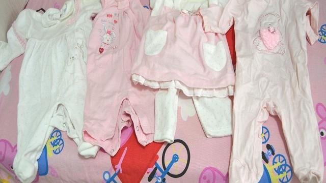 pagliaccetto neonata