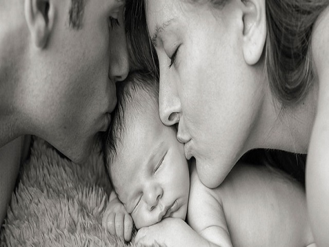 foto neo genitori