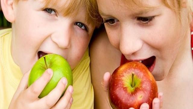 dieta equilibrata bambini
