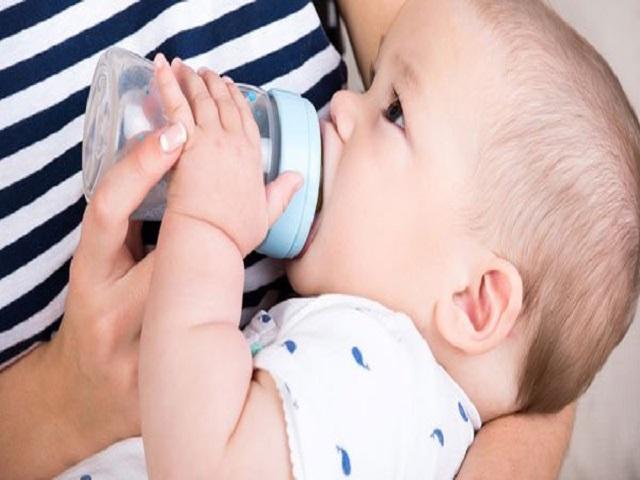 allattamento artificiale