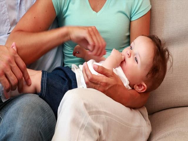 neonato divano