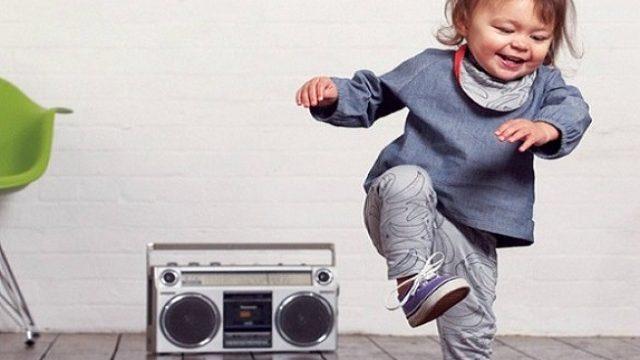 canzoni per bambini piccoli da ballare