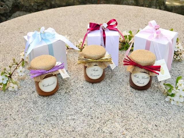 Célèbre Bomboniere originali per matrimonio, battesimo, comunione e cresima BU76
