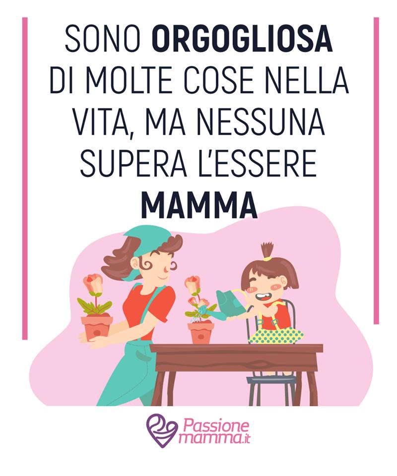 mamme e figli frasi