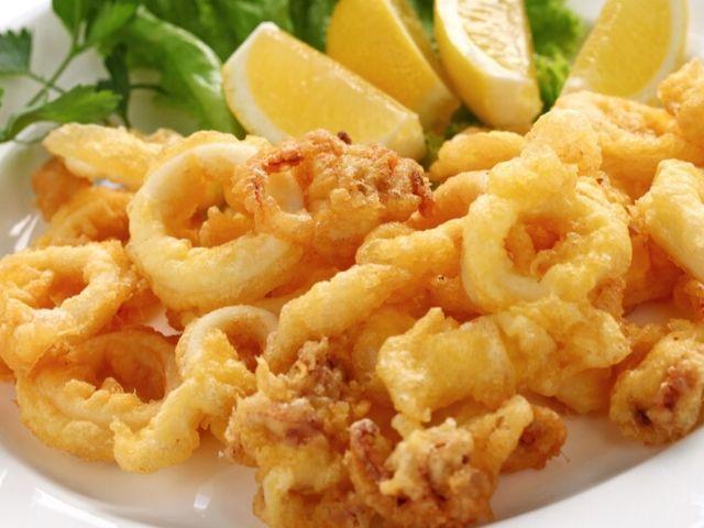 calamari fritti in gravidanza