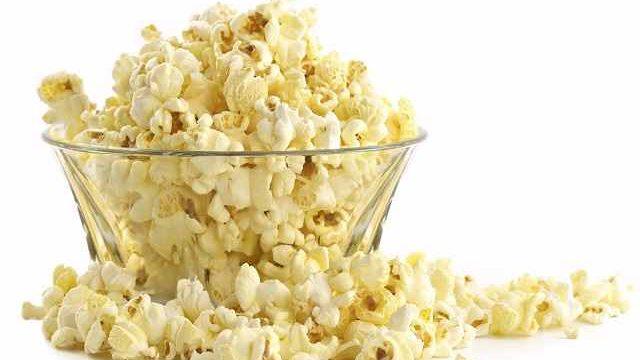 popcorn in gravidanza