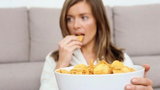 patatine in gravidanza
