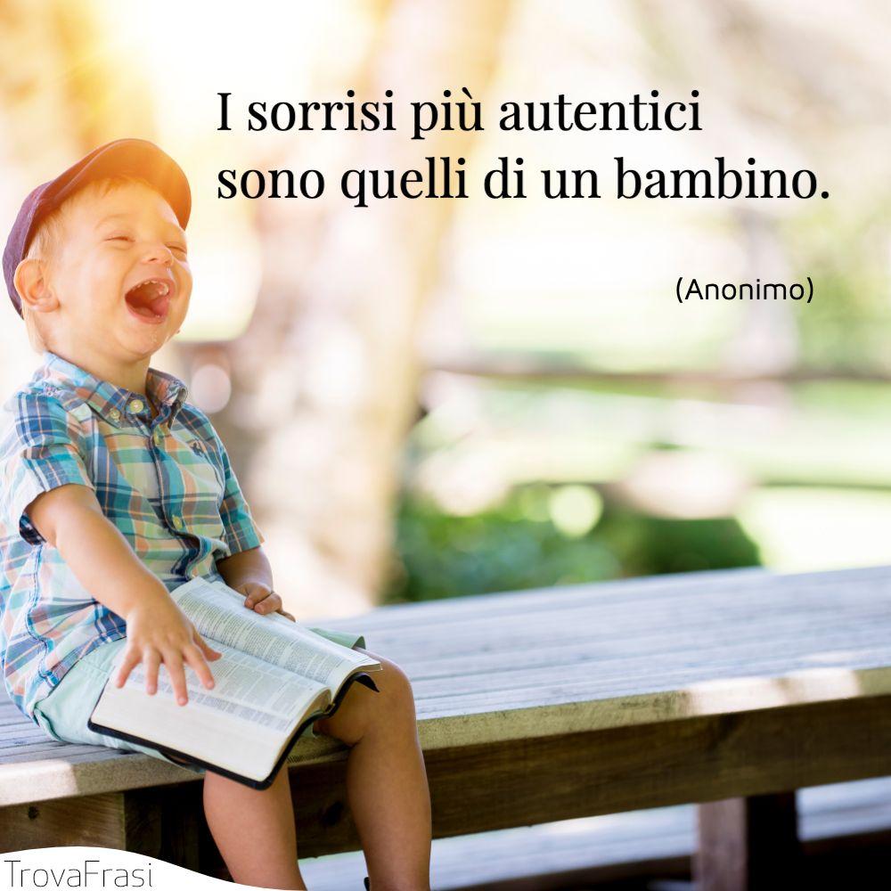 Frasi Sul Sorriso Per Bambini.Frasi Sui Bambini Le 120 Piu Belle Ed Emozionanti Passione Mamma