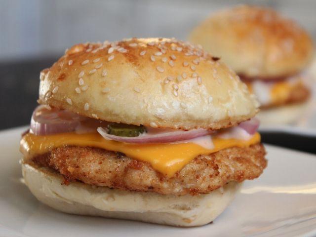 hamburger in gravidanza