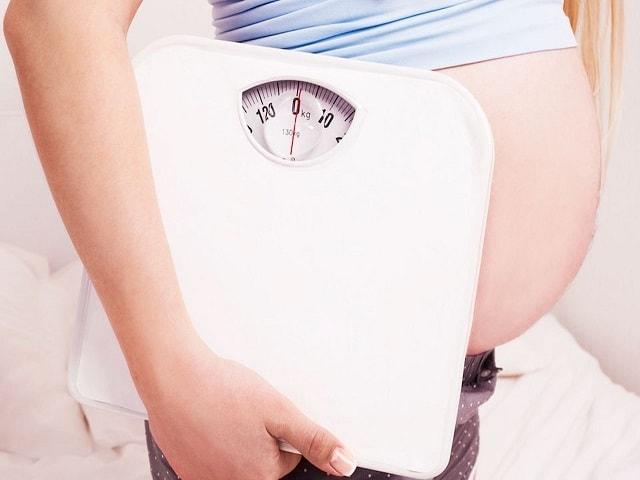 Calcolo peso in gravidanza
