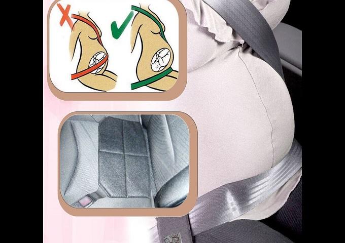 cinture di sicurezza in gravidanza