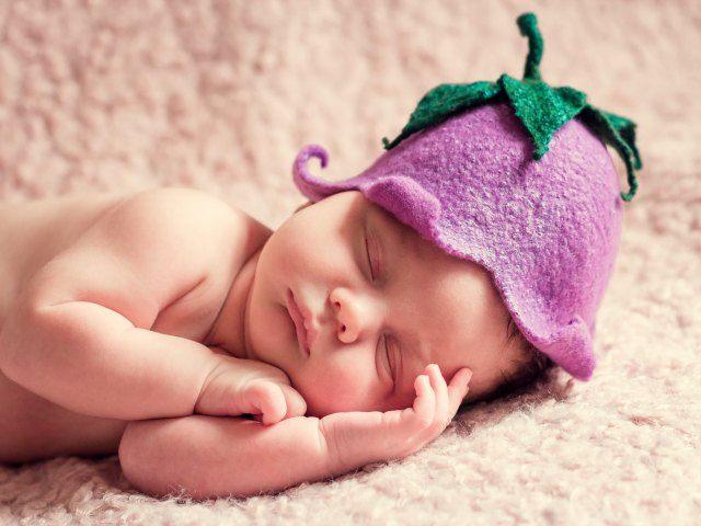 primo mese neonato