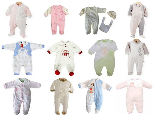 tutine neonato