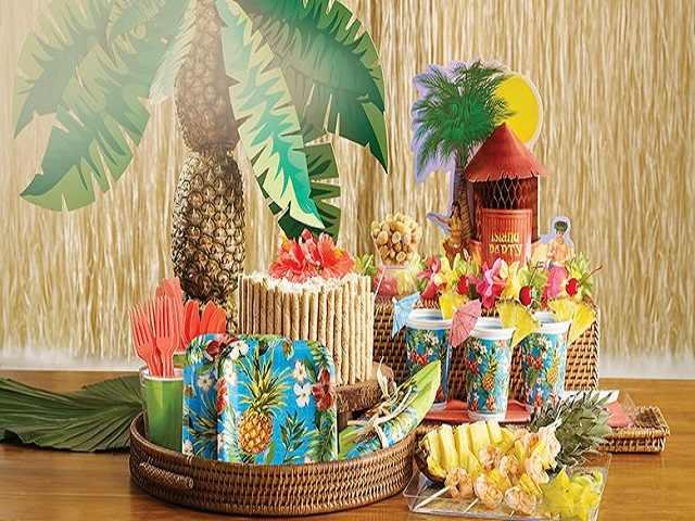 ananas baby shower