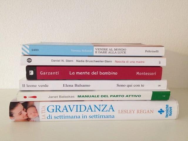 libri sulla gravidanza