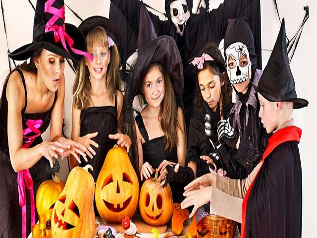 abiti halloween