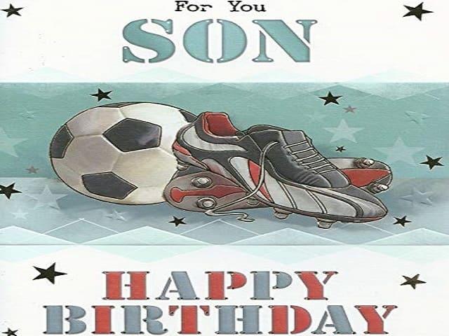 auguri compleanno figlio mio