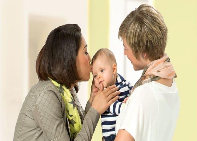 primo giorno baby sitter
