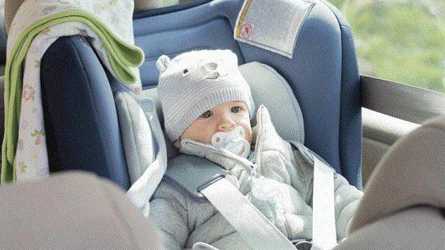 seggiolino neonato