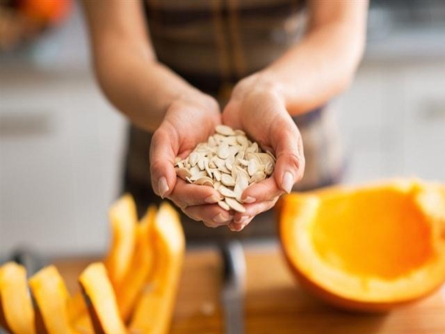 semi di zucca in gravidanza