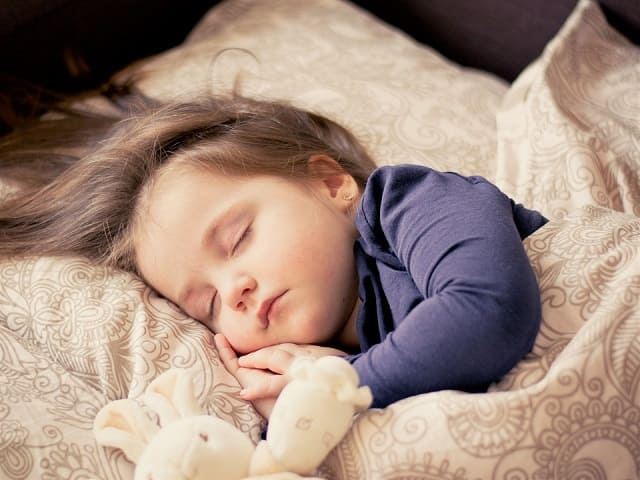 sonnellino pomeridiano