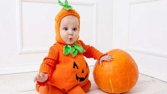 vestiti Halloween neonati