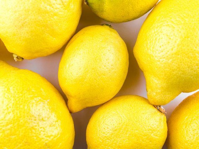 limone in gravidanza fa male