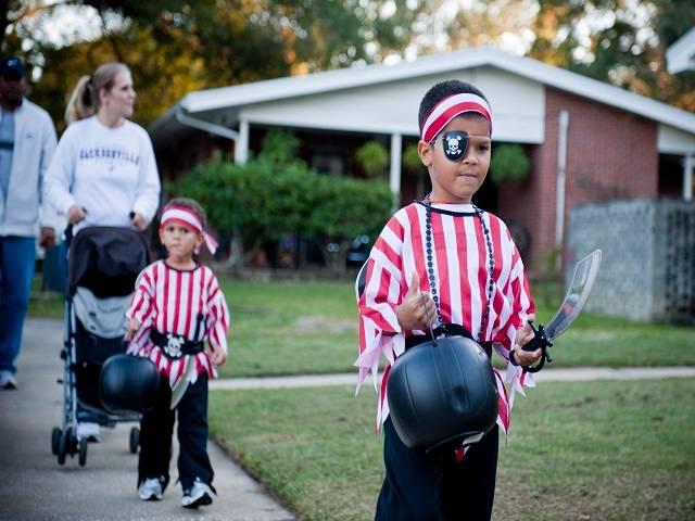 Pirati halloween